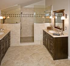 Tile Master Bathroom Ideas by Bathroom Traditional Master Ideas Bedroom Bathrooms Navpa2016