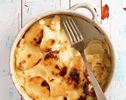gratin dauphinois herv cuisine recette gratin dauphinois à la noix de muscade