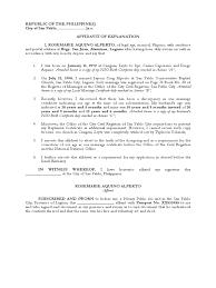 Affidavit Of Support Sle Letter For Tourist Visa Japan 1525951649 v 1