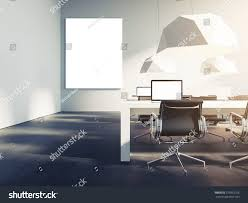 Creative Loft Creative Loft Style Office Studio Empty Stock Illustration
