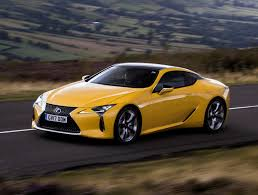 lexus 2017 sports car lexus lc coupe review summary parkers
