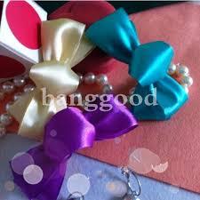 satin ribbon bows 25yard 15mm satin ribbon bow wedding party handicraft decoration