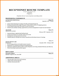 teacher resume professional skills receptionist legal receptionist professional 1 resume sles tips for 4a free