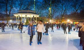 attractions hyde park winter
