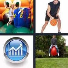 4 pics 1 word man playing basketball what u0027s word answers