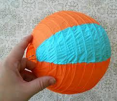 How To Make Paper Air Balloon Lantern - air balloon paper lantern 3 jpg timest 1332459633740