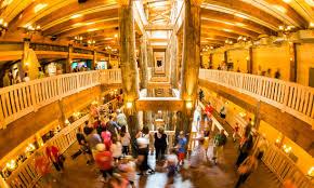 a massive boat of biblical proportions u2013 noah u0027s ark replica now open