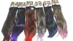 harga hair clip jual hairclip ombre lurus 6 warna wegotstyleid
