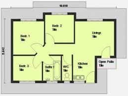 3 Bedroom House Designs 3 Bedrooms House Plans Everdayentropy Com