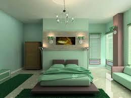bedroom design shades of blue paint light green bedroom green