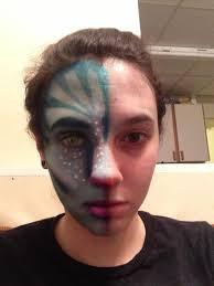 avatar halloween makeup oc imgur