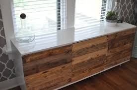 Reclaimed Wood Buffet Table by West Elm
