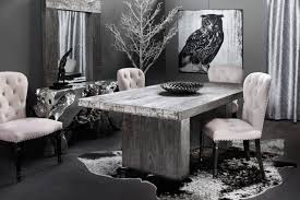 Faux Cowhide Faux Cowhide Rug Dining Room Contemporary With Dining Room Grey