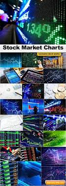 stock market charts 25x jpegs free free graphic