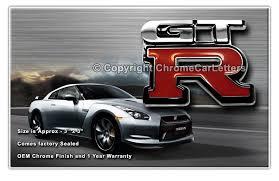 chrome car letters oem automotive 3d chrome lettering kits
