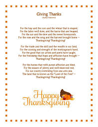 best happy thanksgiving day poems for family images