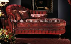 Chaise Lounge Red Chinese Red Italian Chaise Lounge Elegant Upholstery Chaise Lounge