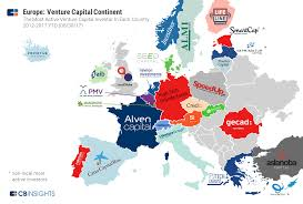 vc continent europe u0027s top venture capital investors by country