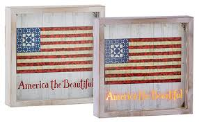 jim shore america the beautiful light box clearance