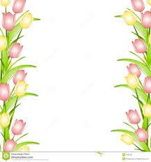 pink flower border clip art clipart panda free clipart images