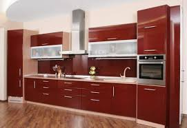 red cabinets in kitchen 15 contemporary kitchen designs with red cabinets rilane