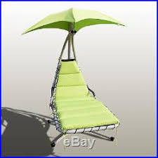 Hanging Chaise Lounge Chair Hanging Chaise Lounge Chair Hammock Canopy Green Arc Stand Patio