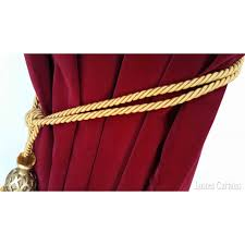 Gold Curtain Tassels 28 Curtain Tassel Gold Curtain Wood Tassel Tie Backs Gold