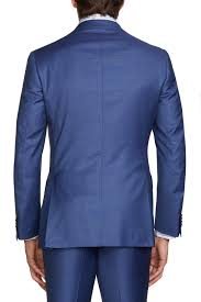 woodford blue jacket menswear