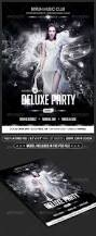 deluxe party poster flyer by minkki graphicriver