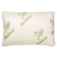 Bamboo Pillow Hotel Comfort Bamboo Pillow Ebay