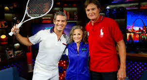 what is happening to bruce jenner watch amy sedaris bruce jenner watch what happens live with andy