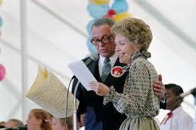 Nancy Reagan Nancy Reagan Her Life From Hollywood To The White House Nbc News