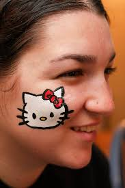 simple face painting designs for cheeks easy face painting designs cheeks submited images pic fly