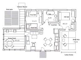 Kitchen Galley Layout Kitchen Galley Kitchen With Island Floor Plans Tableware Ranges