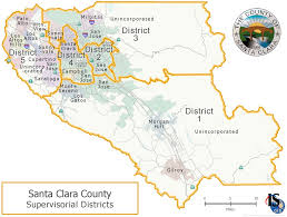 san jose district map home board of supervisors county of santa clara