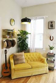 Yellow Living Rooms 51 Best Yellow Sofa Images On Pinterest Modern Sofa Yellow Sofa