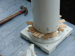 life at pugsley porch column bases 6 just how crucial is it to