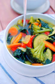 healthful vegetable soup