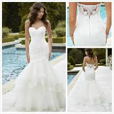 wedding dresses for sale hot sale 2016 lace wedding dresses with backless mermaid