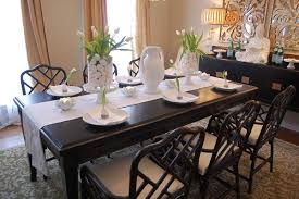 dining room table setting ideas easter table setting ideas asian dining room benjamin