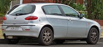 alfa romeo hatchback file 2004 alfa romeo 147 selespeed twin spark 5 door hatchback