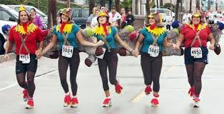 thanksgiving day run a tribute to turkey trot story wfsu
