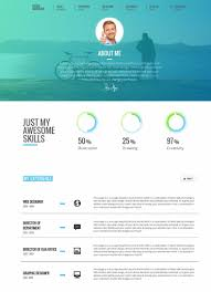 Resume Backgrounds 20 Professional Resume Themes For Wordpress Cohhe