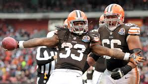 Cleveland Browns Flag Why Were The Colts Able To Get Trent Richardson From The Browns