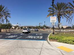Naval Base San Diego Map by Main Gate At Nas North Island Now Open Following Bomb Threat