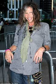 rock star rings images Steven tyler steps out with mystery woman five months after jpg