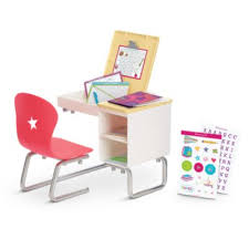 american doll table and chairs flip top desk truly me american