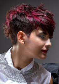 short in back longer in front mens hairstyles very short hairstyle with a back that is longer than the front