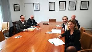 chambre de commerce et d industrie de marseille rencontre avec le président de la chambre de commerce et d industrie