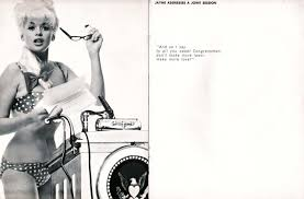 jayne mansfield and her puppies campaigned to be us president in